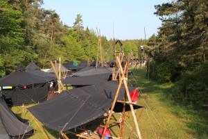 ein Camp der Royal Rangers